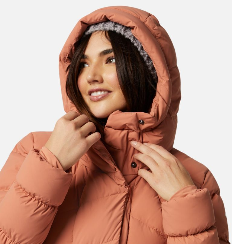 Women's Ember Springs™ Long Down Jacket Women's Ember Springs™ Long Down Jacket, a2
