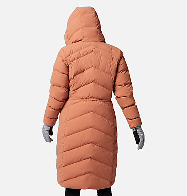 Women's Ember Springs™ Long Down Jacket Ember Springs™ Long Down Jacket | 191 | XS, Nova Pink, back