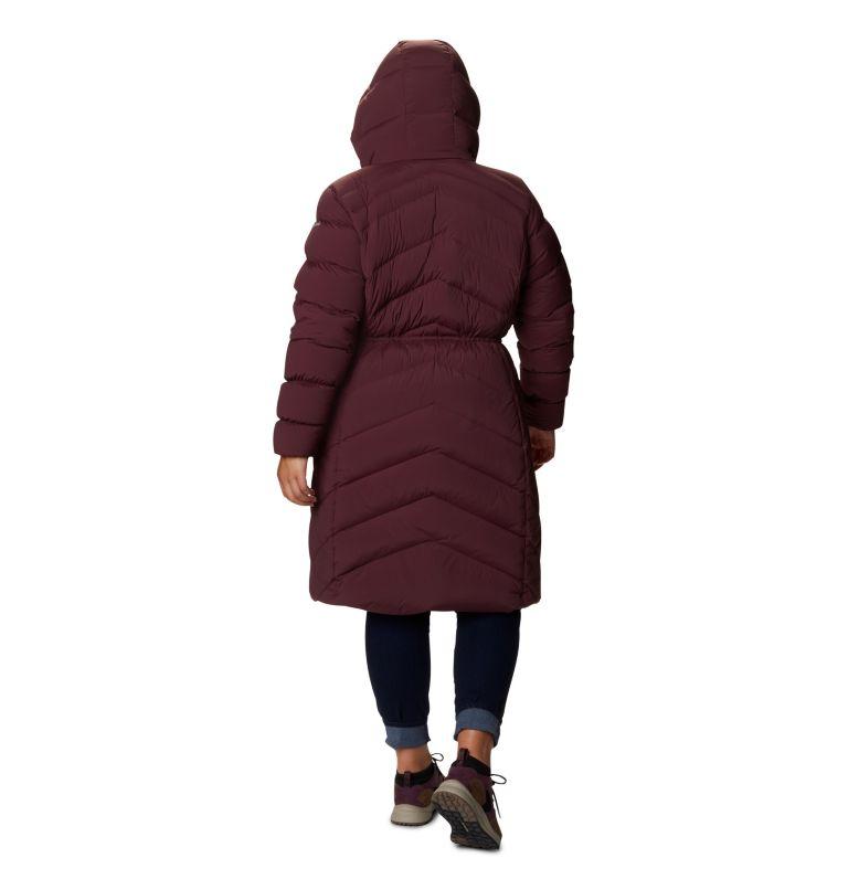 Women's Ember Springs™ Long Down Jacket - Plus Size Women's Ember Springs™ Long Down Jacket - Plus Size, back