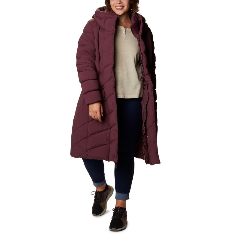 Women's Ember Springs™ Long Down Jacket - Plus Size Women's Ember Springs™ Long Down Jacket - Plus Size, front