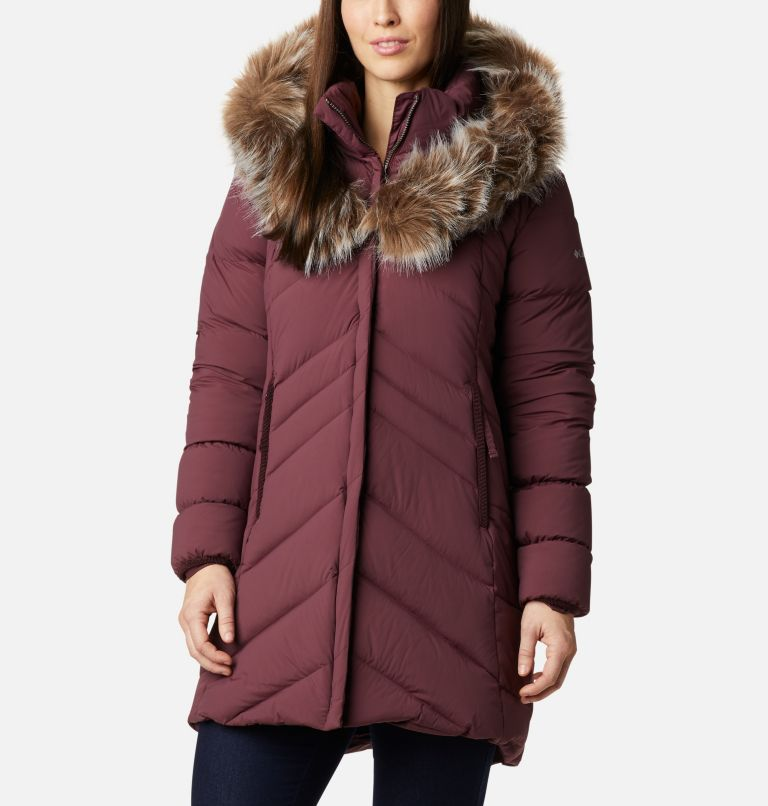 Women's Ember Springs™ Mid Down Jacket Women's Ember Springs™ Mid Down Jacket, front