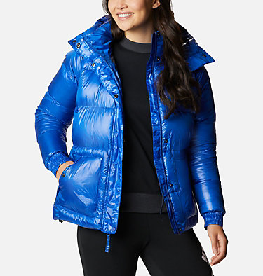 Women's Northern Gorge Down Jacket Northern Gorge™ Down Jacket | 010 | S, Lapis Blue, front