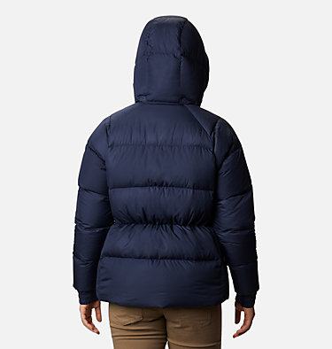 Women's Northern Gorge Down Jacket Northern Gorge™ Down Jacket | 010 | S, Dark Nocturnal Ripstop, back