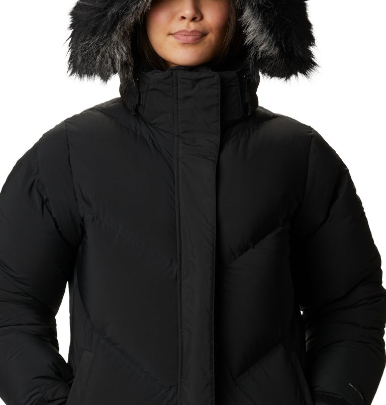 Women's Snowy Notch™ Long Down Jacket Women's Snowy Notch™ Long Down Jacket, a2