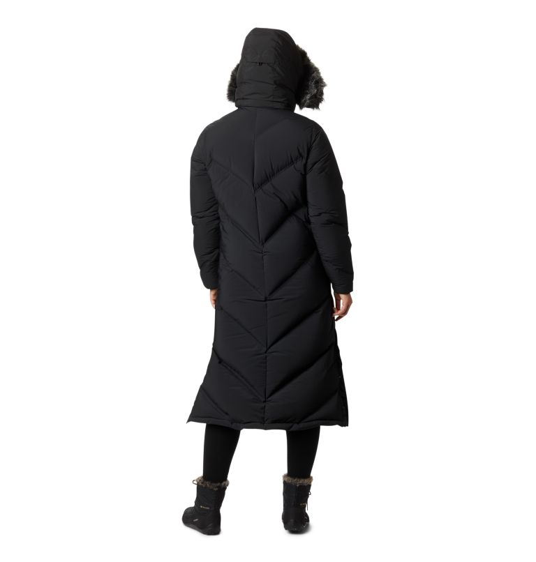Women's Snowy Notch™ Long Down Jacket Women's Snowy Notch™ Long Down Jacket, back