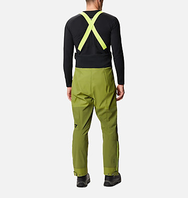 Salopette Powder Chute™ pour homme Powder Chute™Bib | 386 | XL, Bright Chartreuse, back