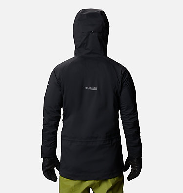 Men's Peak Pursuit™ Shell Peak Pursuit™Shell | 010 | XL, Black, back