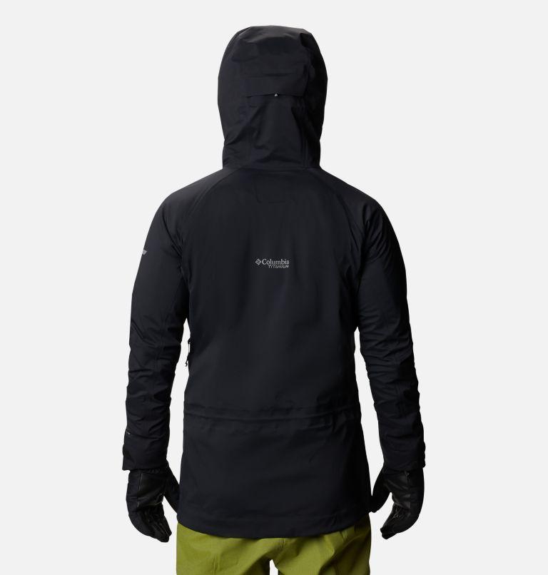 Peak Pursuit™Shell | 010 | XXL Men's Peak Pursuit™ Shell, Black, back