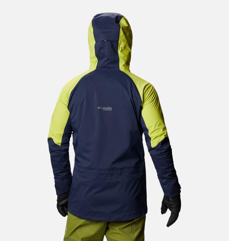 Veste de ski Peak Pursuit pour homme Veste de ski Peak Pursuit pour homme, back