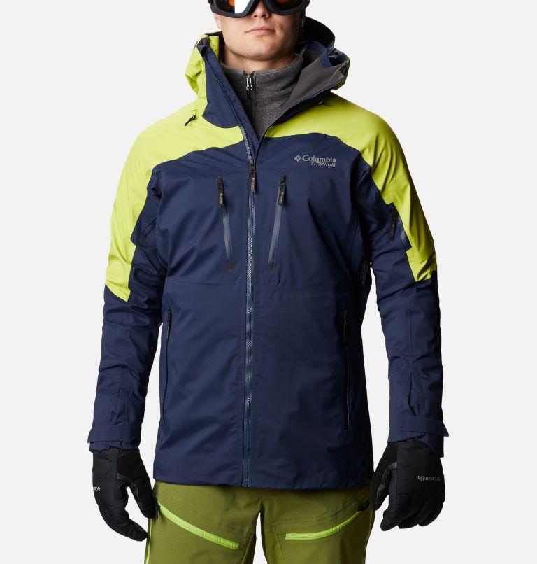 Veste de ski Peak Pursuit pour homme Veste de ski Peak Pursuit pour homme, front