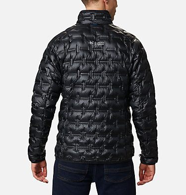 Doudoune Alpine Crux homme M Alpine Crux™ Down Jacket | 386 | L, Black, back