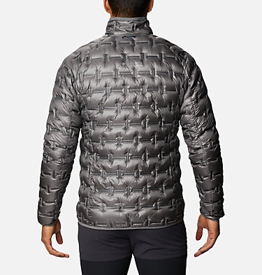 Men's Alpine Crux™ Down Jacket M Alpine Crux™ Down Jacket | 386 | L, City Grey, back