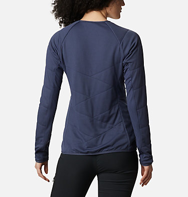 Women's Parkdale Point™ Insulated Crew Shirt Parkdale Point™ Insulated Crew | 843 | L, Nocturnal, back