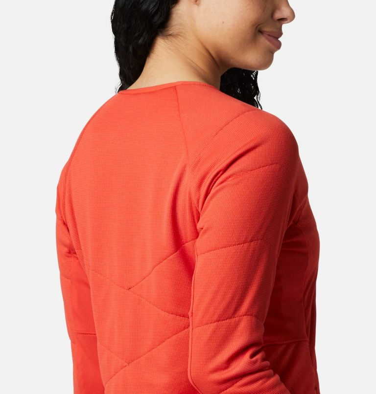 Women's Parkdale Point™ Insulated Crew Shirt Women's Parkdale Point™ Insulated Crew Shirt, a4