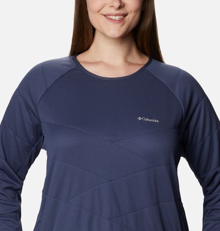 Women's Parkdale Point™ Insulated Crew Shirt - Plus Size Women's Parkdale Point™ Insulated Crew Shirt - Plus Size, a2