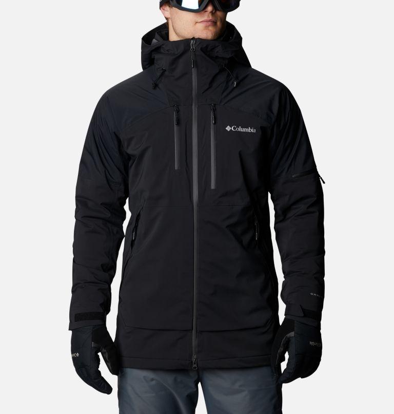 Wild Card™Jacket | 010 | XL Men's Wild Card Ski Jacket, Black, front