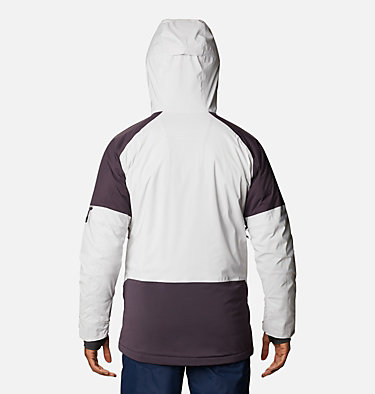 Men's Wild Card™ Jacket Wild Card™Jacket | 010 | S, Nimbus Grey, Dark Purple, back