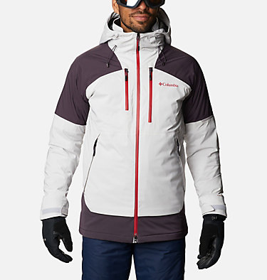 Manteau Wild Card™ pour homme Wild Card™Jacket | 010 | S, Nimbus Grey, Dark Purple, front