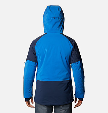 Men's Wild Card™ Jacket Wild Card™Jacket | 010 | S, Bright Indigo, Collegiate Navy, back