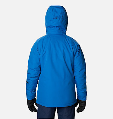 Men's Peak Divide™ Ski Jacket Peak Divide™ Jacket | 464 | S, Bright Indigo, back