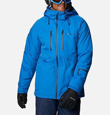 Men's Peak Divide™ Ski Jacket Peak Divide™ Jacket | 464 | S, Bright Indigo, front
