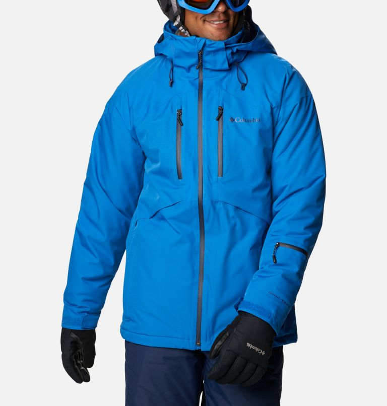 Men's Peak Divide™ Ski Jacket Men's Peak Divide™ Ski Jacket, front
