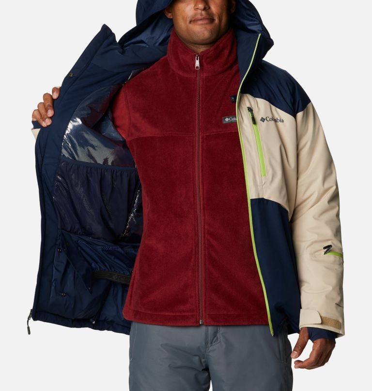 Men's Peak Divide™ Ski Jacket Men's Peak Divide™ Ski Jacket, a3