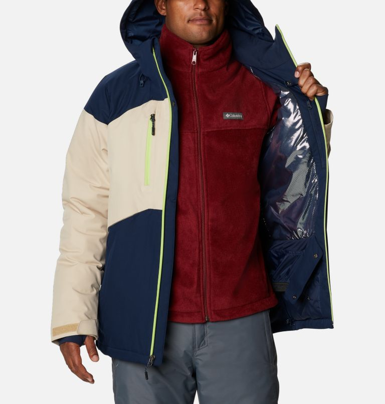 Men's Peak Divide™ Ski Jacket Men's Peak Divide™ Ski Jacket, a4