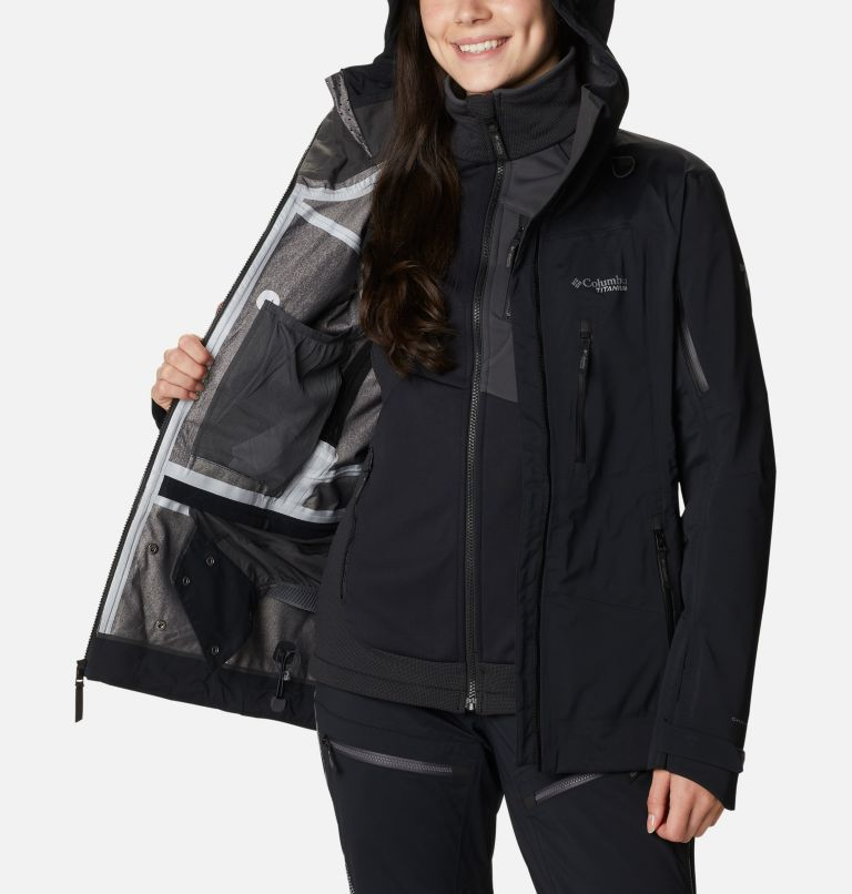 Women's Peak Pursuit™ 3L Shell Jacket Women's Peak Pursuit™ 3L Shell Jacket, a3
