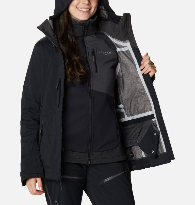 Women's Peak Pursuit™ 3L Shell Jacket Women's Peak Pursuit™ 3L Shell Jacket, a4