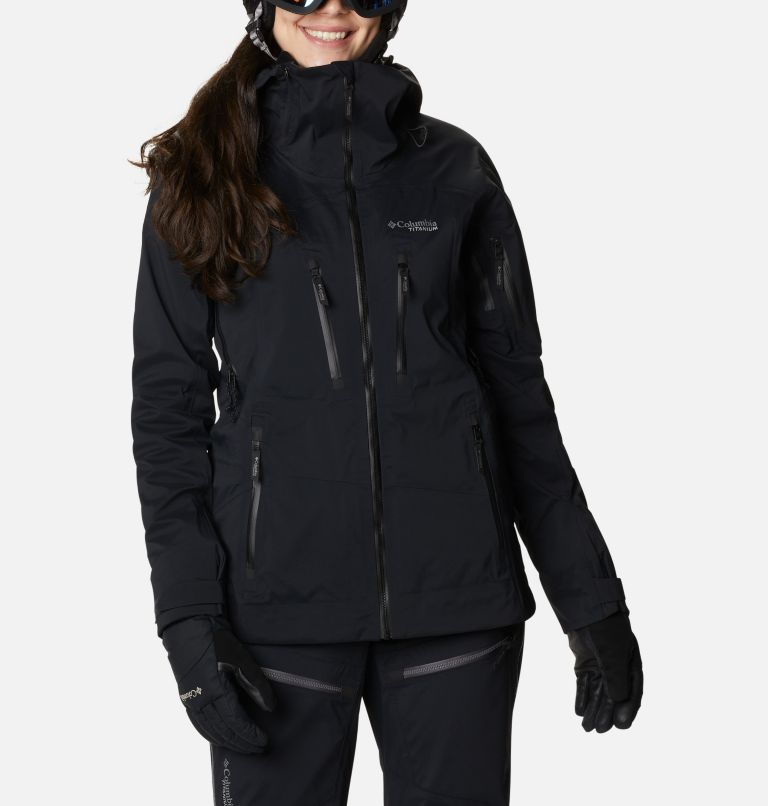 Women's Peak Pursuit™ 3L Shell Jacket Women's Peak Pursuit™ 3L Shell Jacket, front
