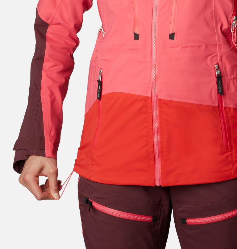Women's Peak Pursuit 3L Ski Shell Jacket Women's Peak Pursuit 3L Ski Shell Jacket, a5