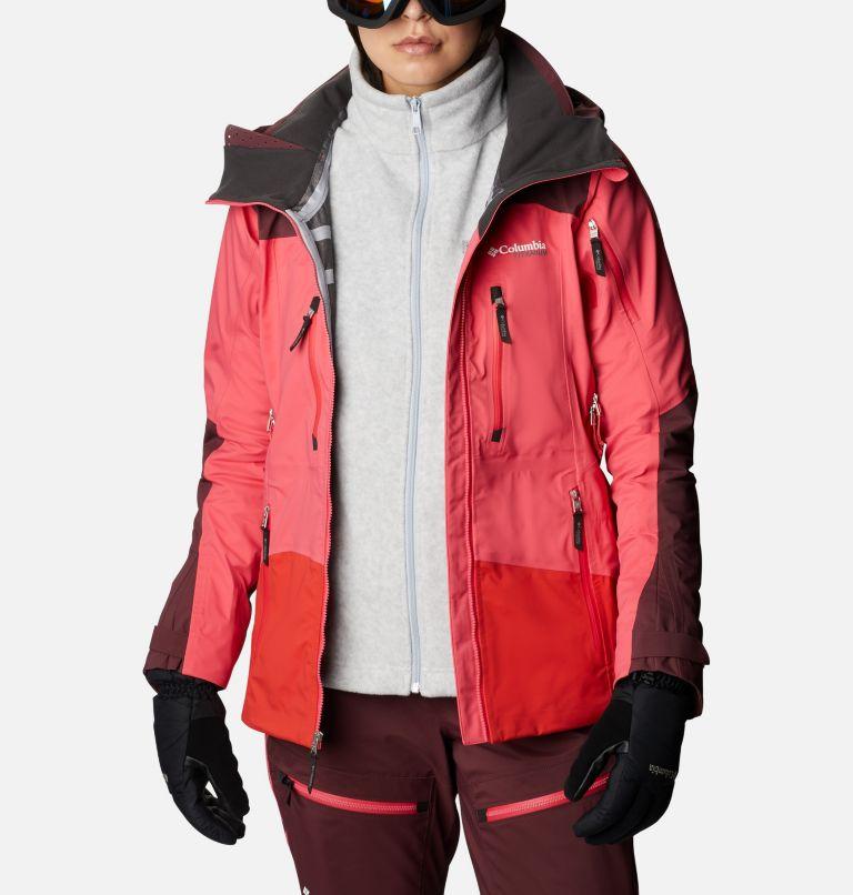 Women's Peak Pursuit™ 3L Shell Jacket Women's Peak Pursuit™ 3L Shell Jacket, a9