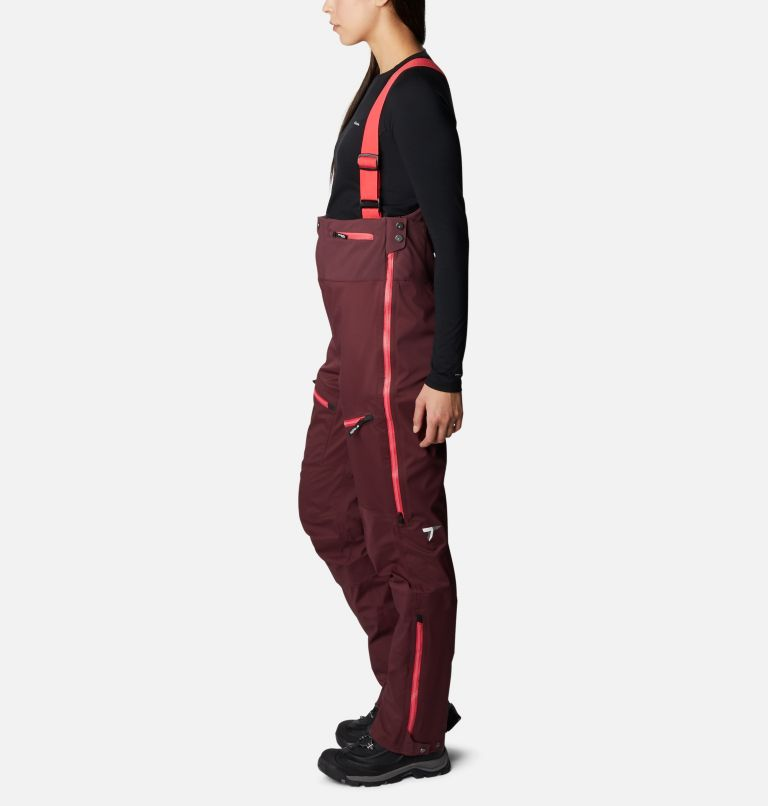 Women's Peak Pursuit Bib Ski Pants Women's Peak Pursuit Bib Ski Pants, a1