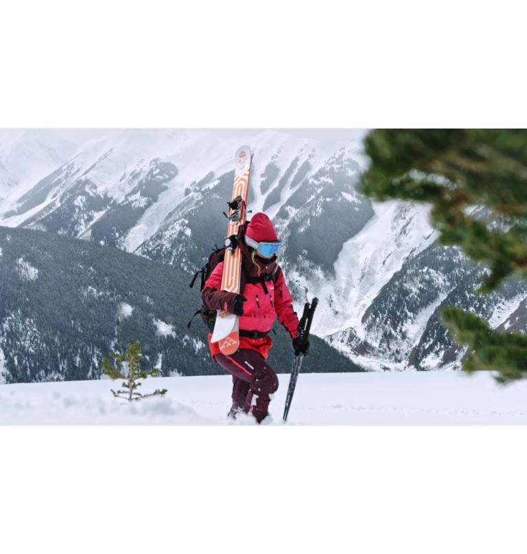 Women's Peak Pursuit Bib Ski Pants Women's Peak Pursuit Bib Ski Pants, video