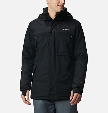 Manteau Park Run™ pour homme Park Run™ Jacket | 511 | M, Black, front
