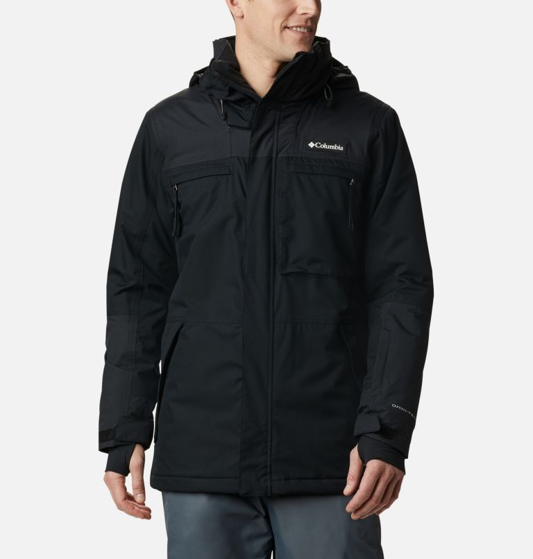Men's Park Run Ski Jacket Men's Park Run Ski Jacket, front