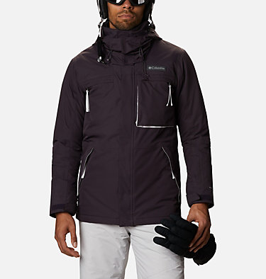 Manteau Park Run™ pour homme Park Run™ Jacket | 511 | M, Dark Purple, front