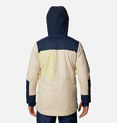 Men's Park Run™ Jacket - Big Park Run™ Jacket | 271 | 3X, Ancient Fossil, Collegiate Navy, back