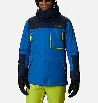 Men's Park Run™ Jacket - Big Park Run™ Jacket | 271 | 3X, Bright Indigo, Collegiate Navy, front