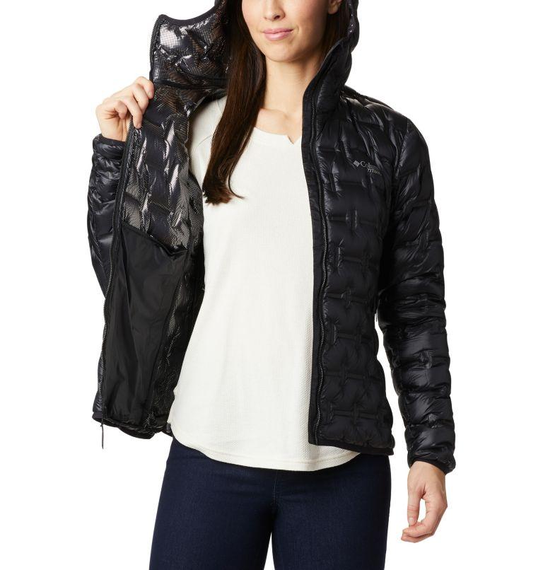 W Alpine Crux™ Down Jacket | 010 | S Women's Alpine Crux Down Jacket, Black, a3