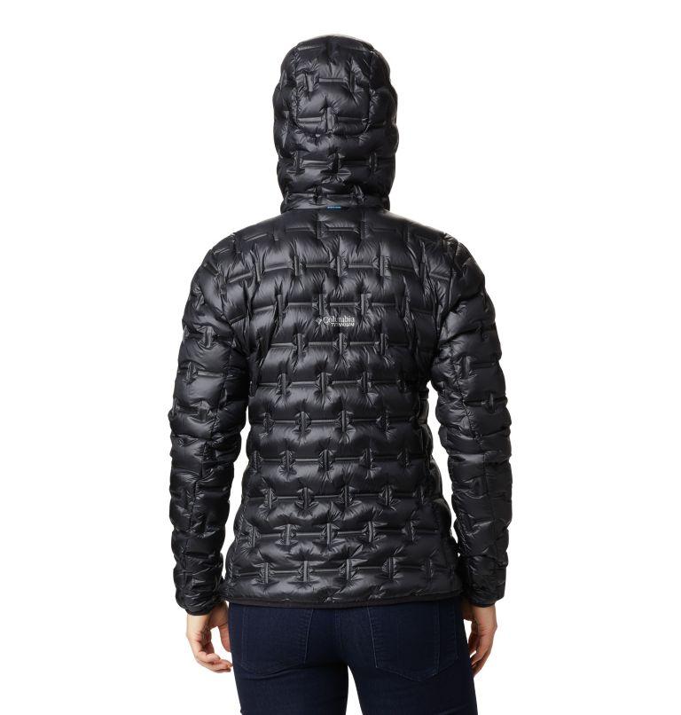 W Alpine Crux™ Down Jacket | 010 | S Women's Alpine Crux Down Jacket, Black, back