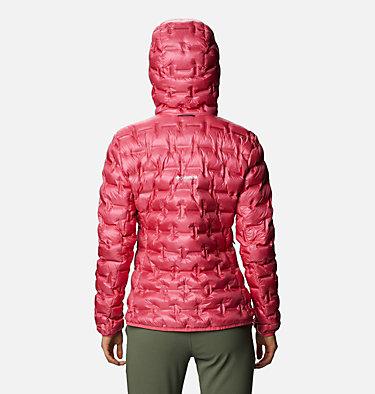 Piumino Alpine Crux da donna W Alpine Crux™ Down Jacket | 010 | XS, Bright Geranium, back