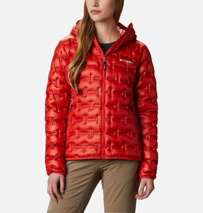 Women's Alpine Crux Down Jacket Women's Alpine Crux Down Jacket, front