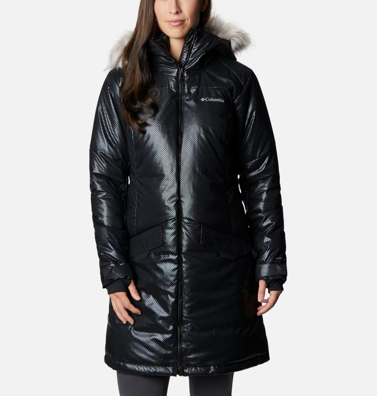 Women's Barrett Spur™ Black Dot™ Parka Women's Barrett Spur™ Black Dot™ Parka, front