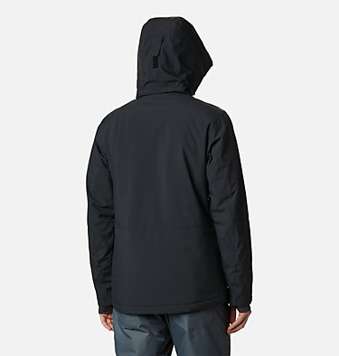 Men's Powder 8s Jacket Powder 8's™Jacket | 613 | M, Black, back