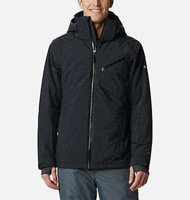 Men's Powder 8s Jacket Powder 8's™Jacket | 613 | M, Black, front