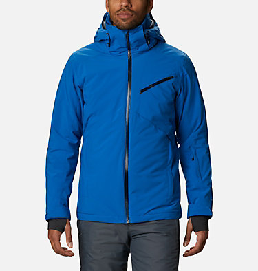 Men's Powder 8s Jacket Powder 8's™Jacket | 613 | M, Bright Indigo, front
