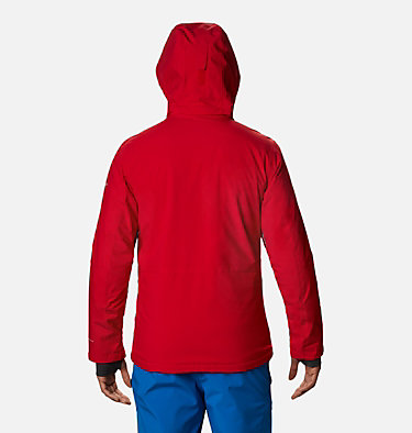 Men's Powder 8s Jacket Powder 8's™Jacket | 613 | M, Mountain Red, back