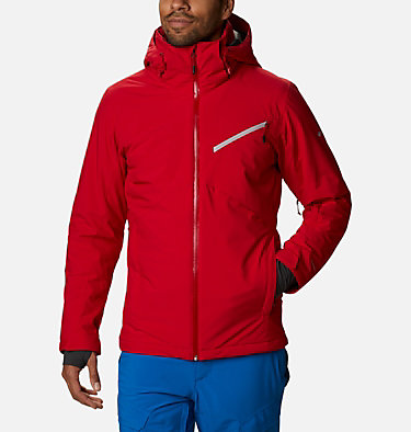 Men's Powder 8s Jacket Powder 8's™Jacket | 613 | M, Mountain Red, front